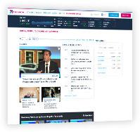 Nouveau site Boursorama